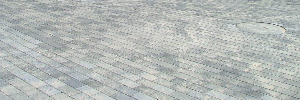 Stenbelægning indkørsel terrasse
